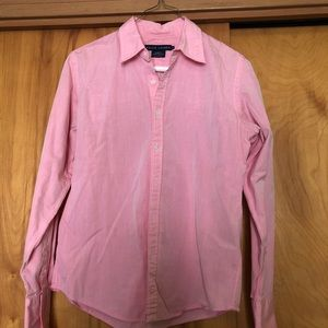 Ralph Lauren slim fit button down